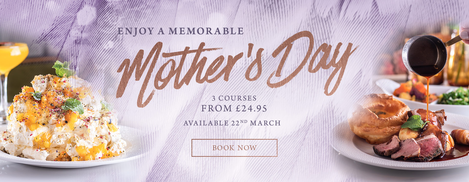 Mother's Day 2019 at The Midland