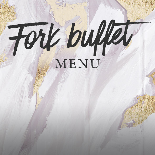 Fork buffet menu at The Midland