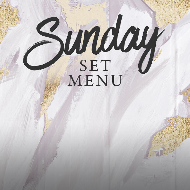 Sunday set menu at The Midland