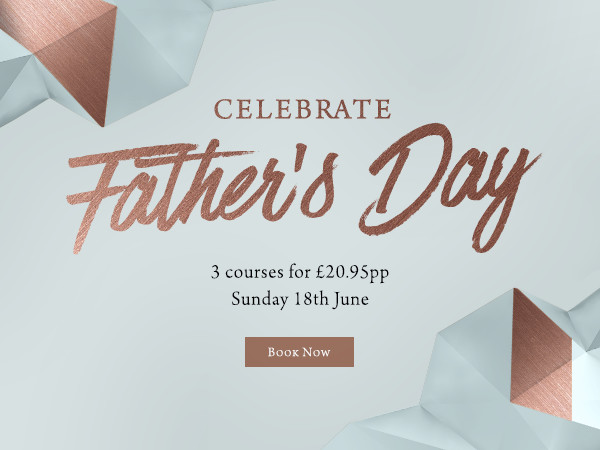 Father's Day at The Midland - Book now